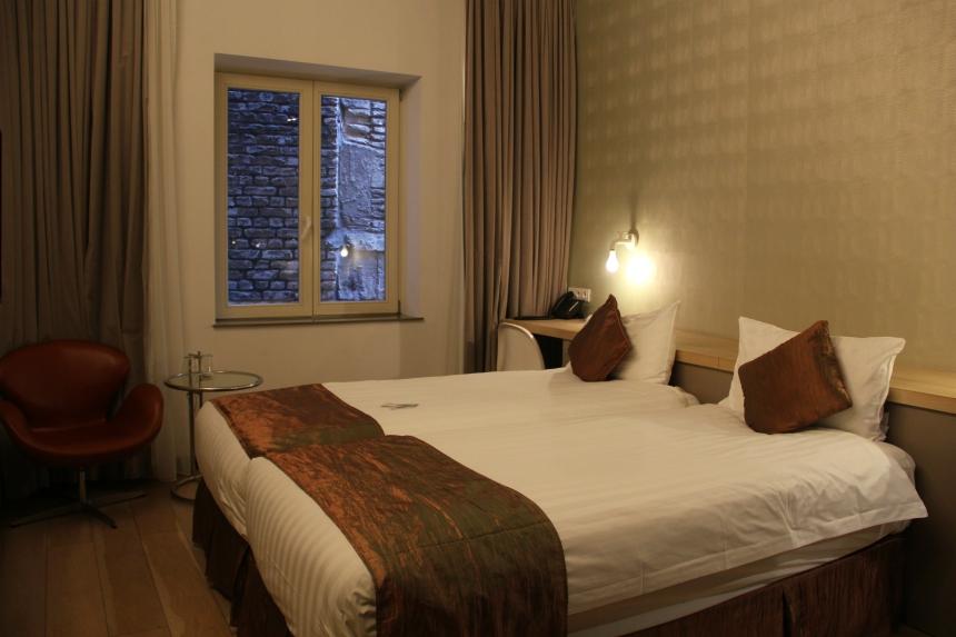 Hotel Amosa stedentrip Luik