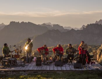 Sounds of the Dolomites, Trentino