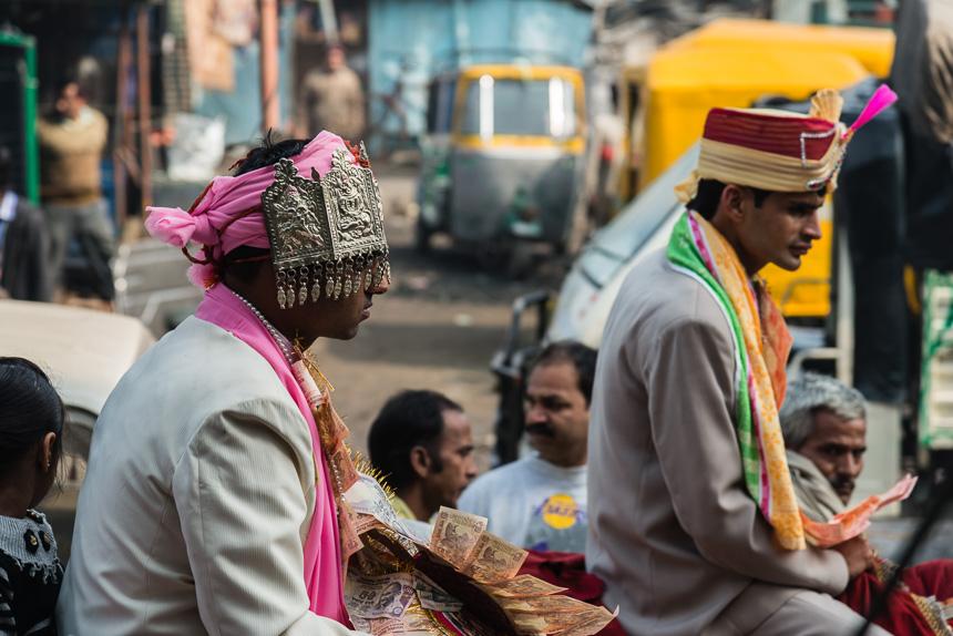Jahangir Puri - Bruidegom