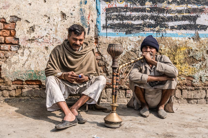 Jahangir Puri - tijdloos ontspannen