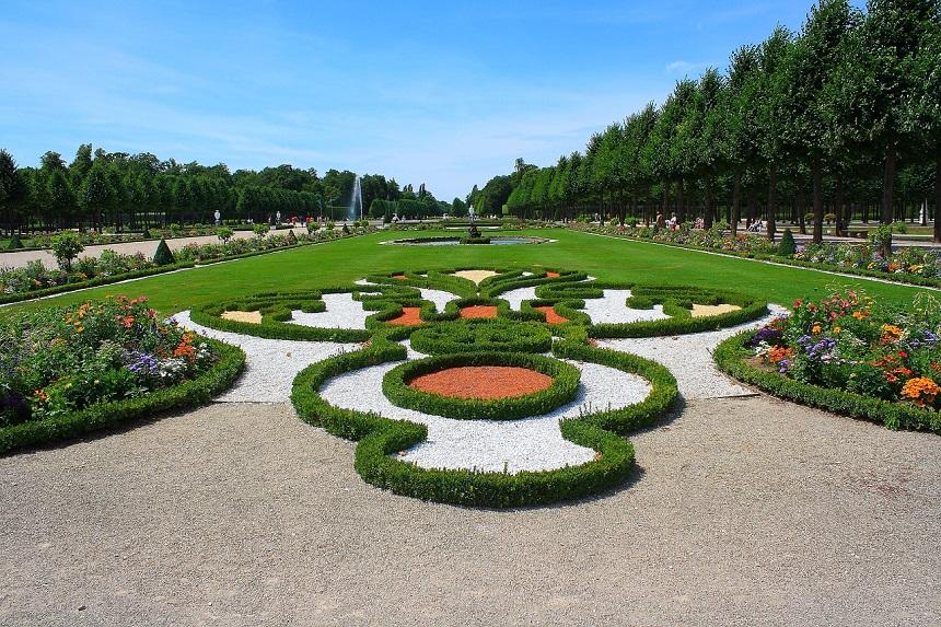 Kasteelpark van Schwetzingen