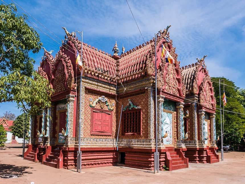 Cambodja, Kampong Cham