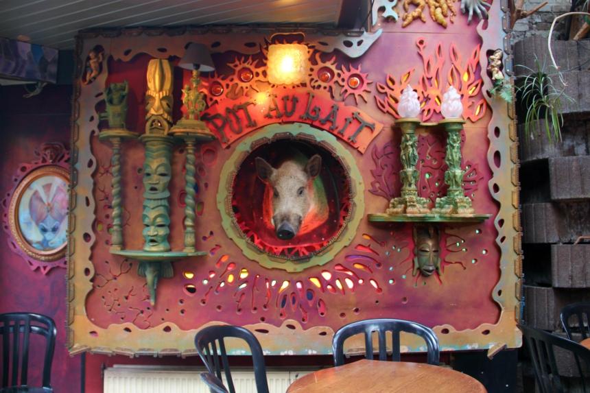 Op café gaan in Luik: ga naar Pot au Lait