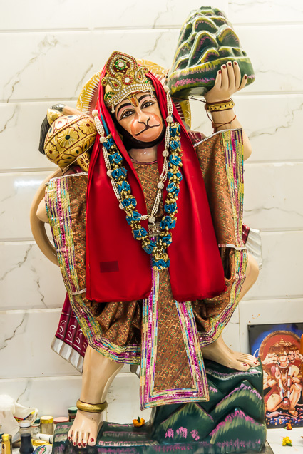 Model Town - Hanuman