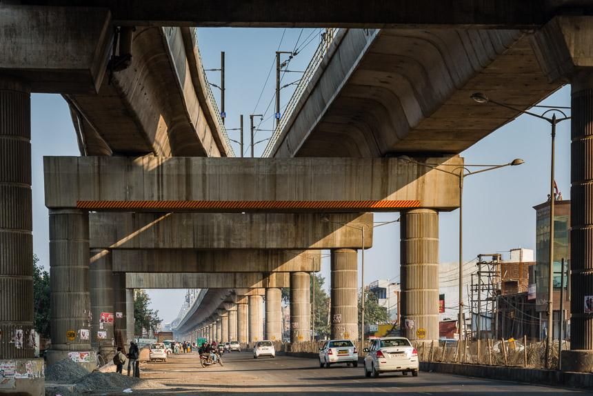 Mundka-beton domineert