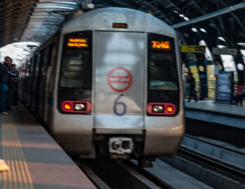 Het einde van de lijn – New Delhi