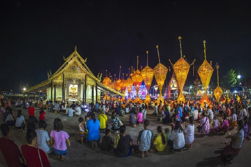 Sri Pho Chai Temple, Loei