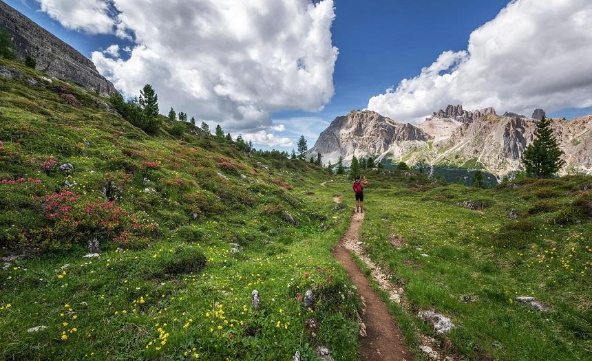 Trentino trekking
