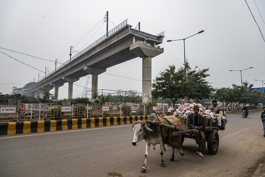 Vaisjhali - het eind van de lijn
