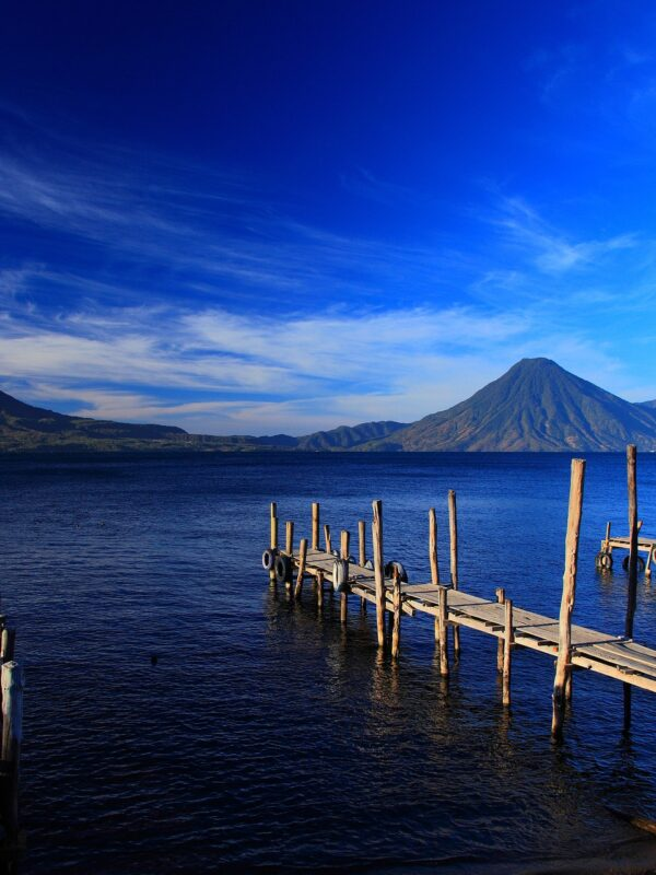 Vulkanen Centraal-Amerika
