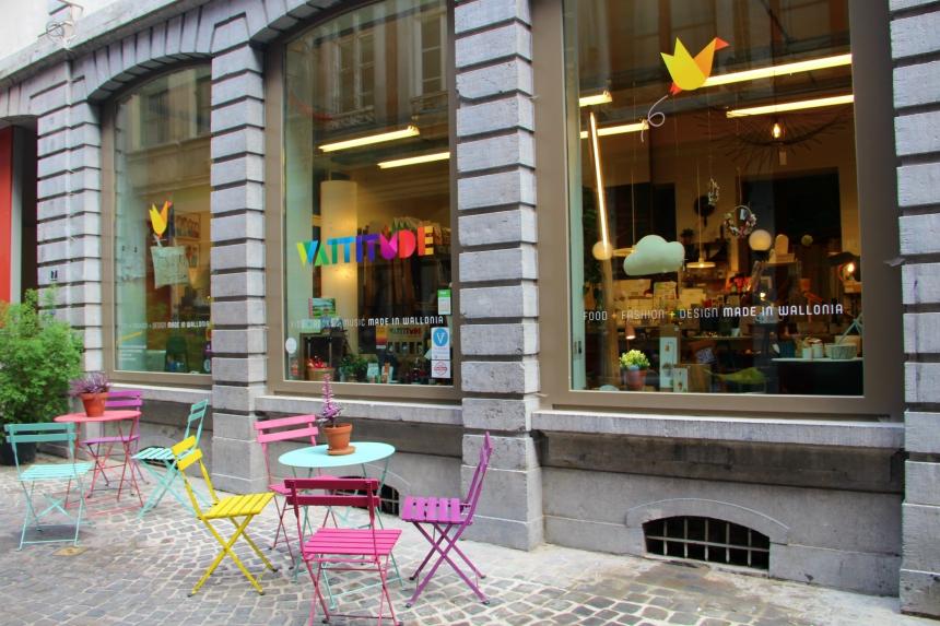 Alles wat Wattitude verkoopt, is gemaakt in Wallonië