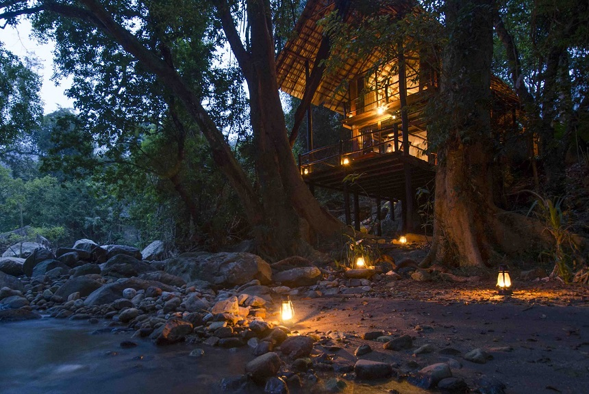 cabin beek ella jungle resort
