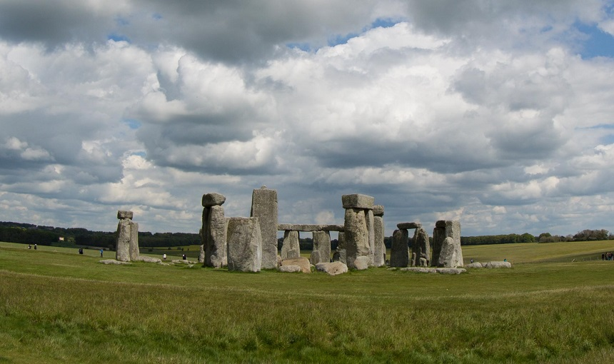 De mysterieuze Stonehenge cirkel, Great West Way
