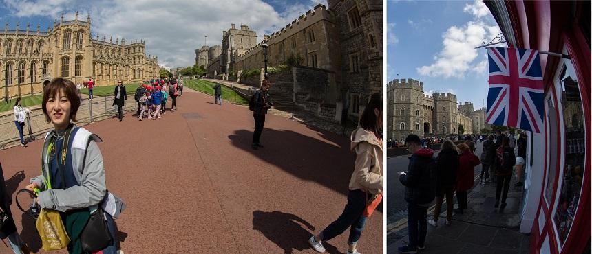 Een koninklijke attractie is onmisbaar tijdens je verblijf in Engeland