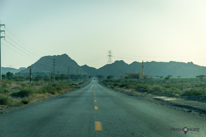 Op naar het Hadjargebergte