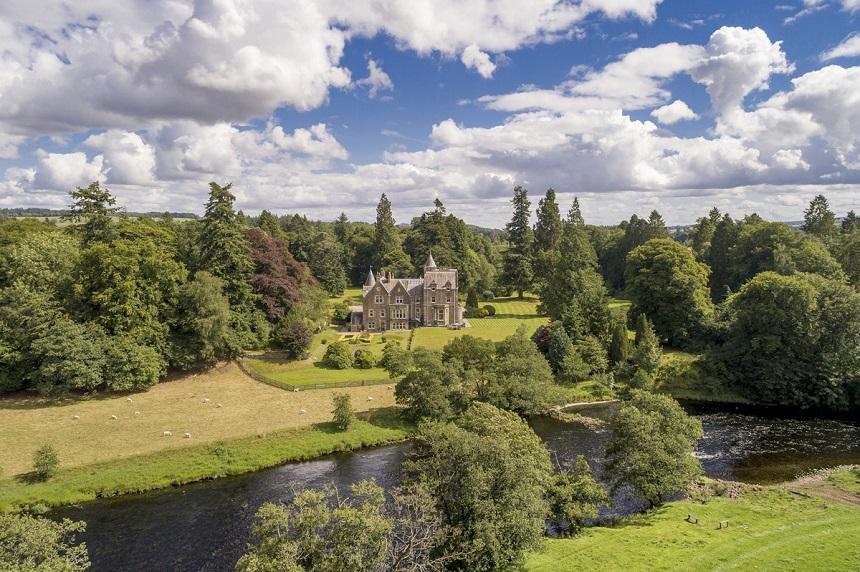 Popart paleis Schotland foto 6