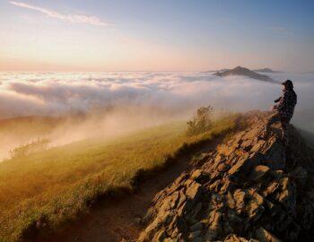 Bieszczady, bergwandelen in de Poolse Karpaten