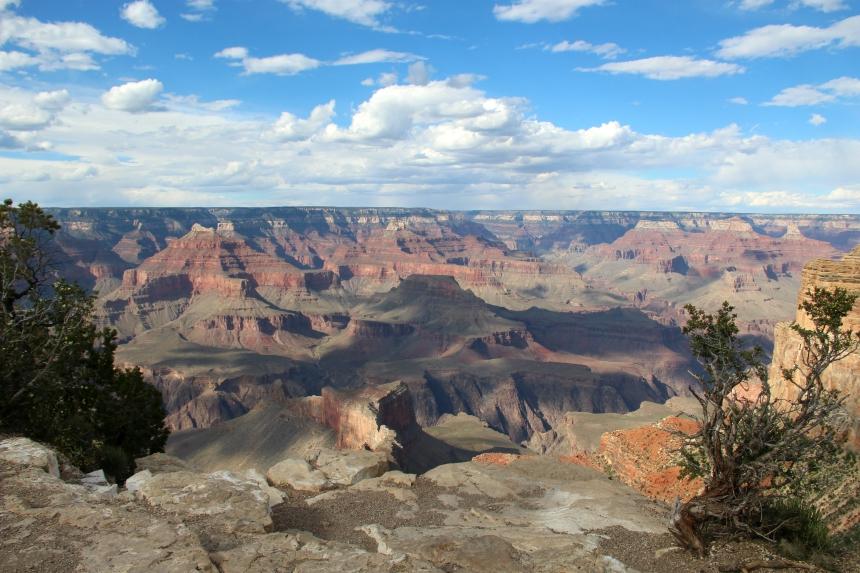 NIet te msisen tijdens je Amerika rondreis: de Grand Canyon