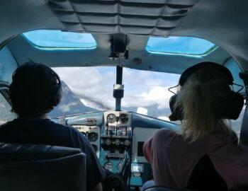 Floating beavers and flying mailmen