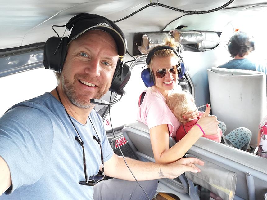 Mee met de postbode - post bezorgen in Canada in het postwatervliegtuigje DHC-2 Havilland Beaver van Corilair