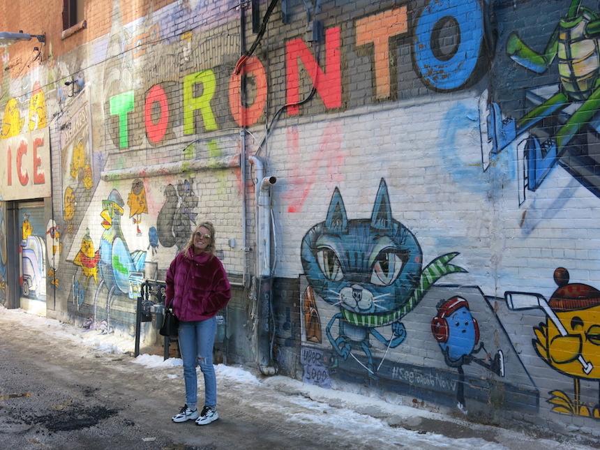 Toronto - Graffity