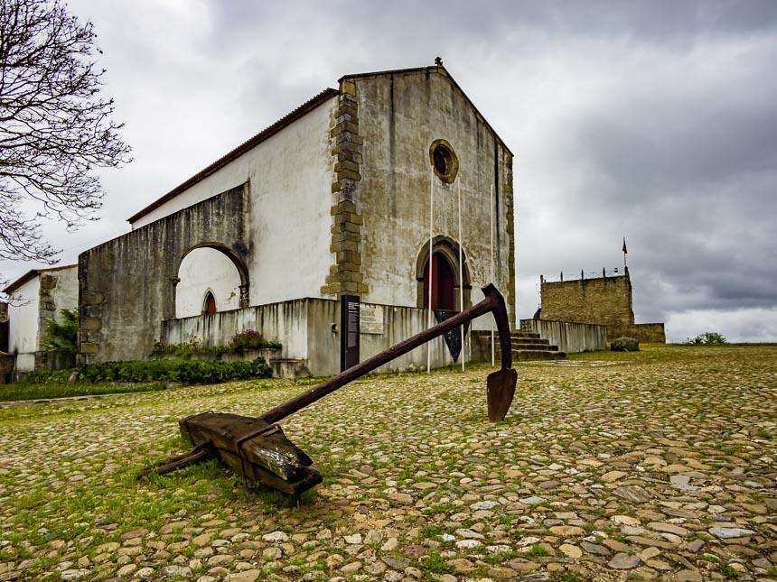 Kerk van Santa Maria do Castelo
