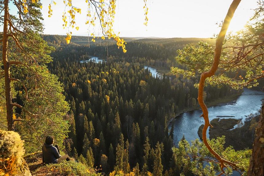 Oulanka Lapland