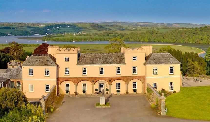 Pentillie Castle 1