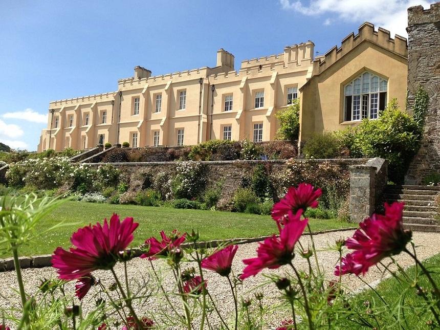 Pentillie Castle 4