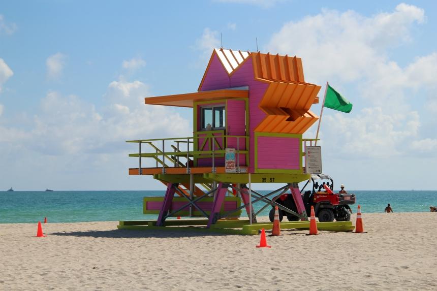 Even proeven aan het leven van de rich and famous in Miami Beach