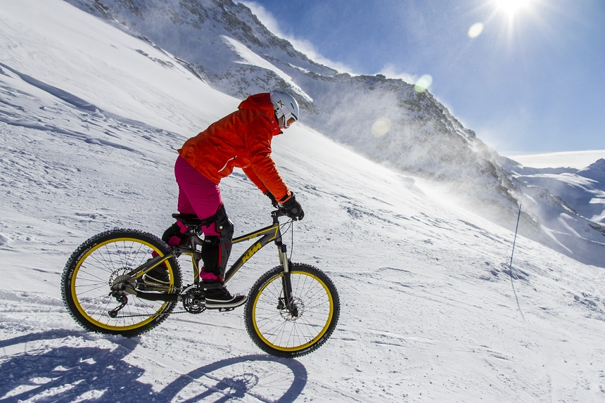 Fat Bike activiteiten