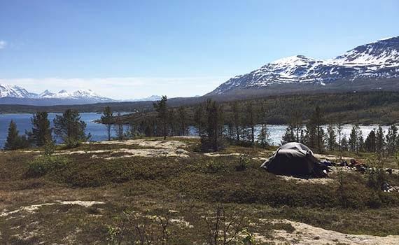 Voigt Travel Kampeer Express Noord-Noorwegen en Zweden