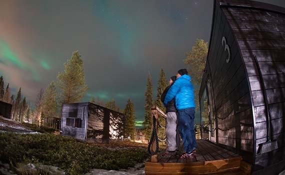 Voigt Travel Noorderlicht Avontuur in Ruka Lapland