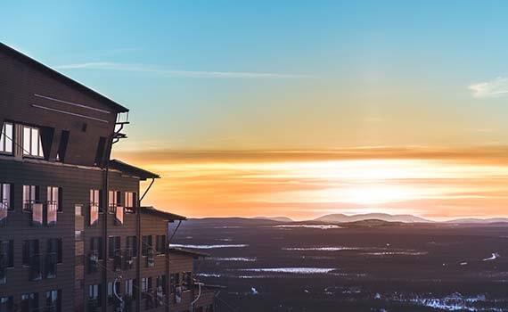 Voigt Travel winteravontuur Fins Lapland