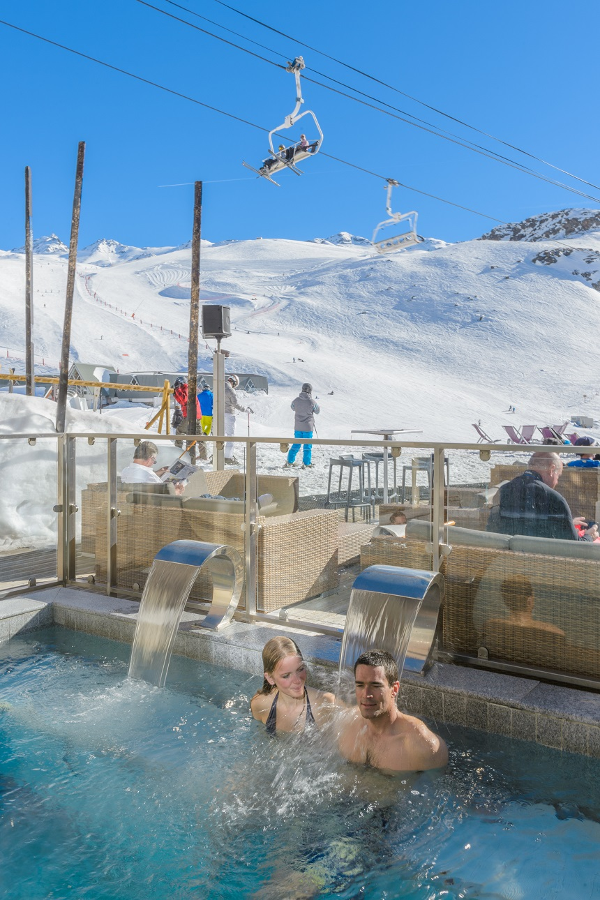 wellness in Val Thorens