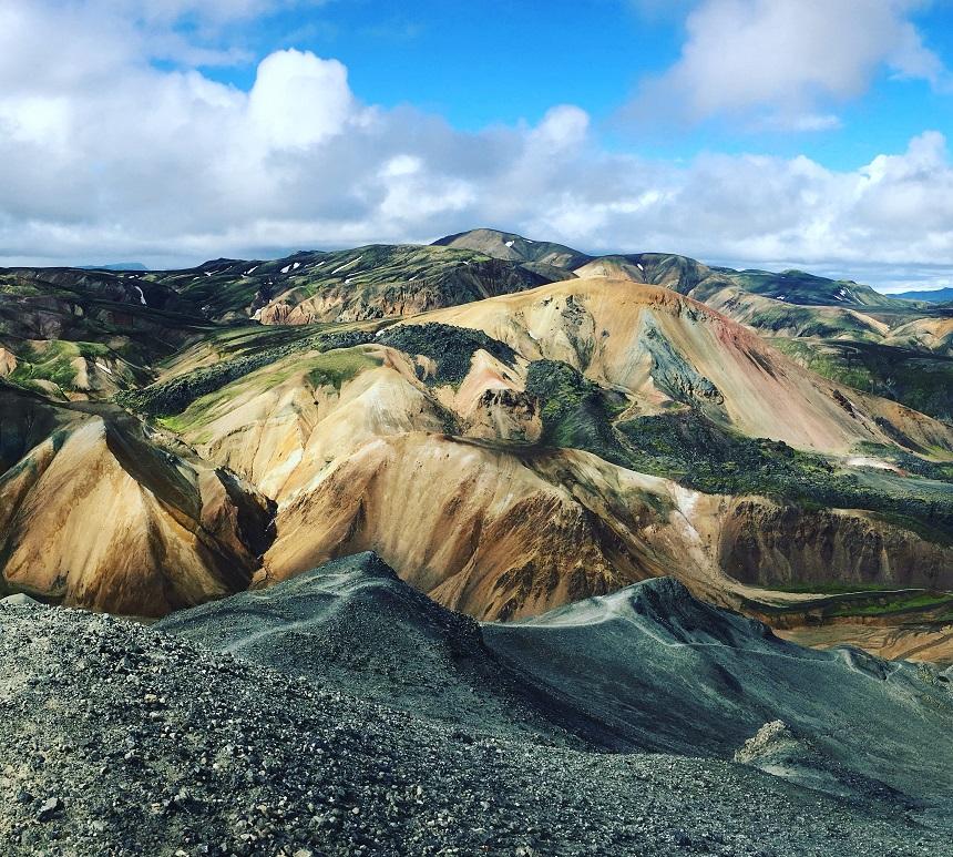 Landmannalaugar is uitzonderlijk mooi