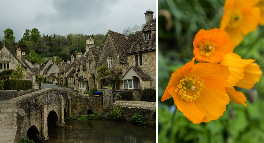 Malmesbury, Castle Combe, Cotswolds