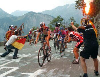 Winnen: de Tourmalet op met Yelloh! Village