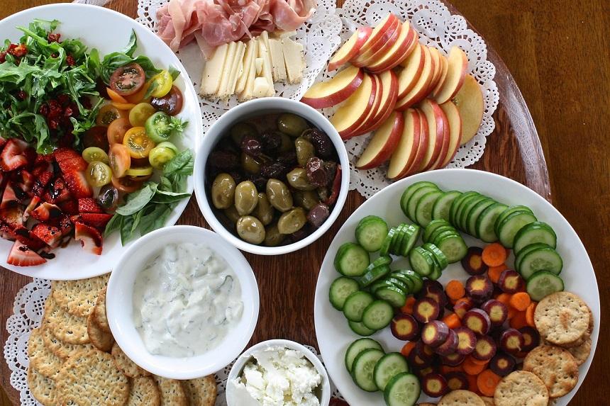 voeding voor afvallen