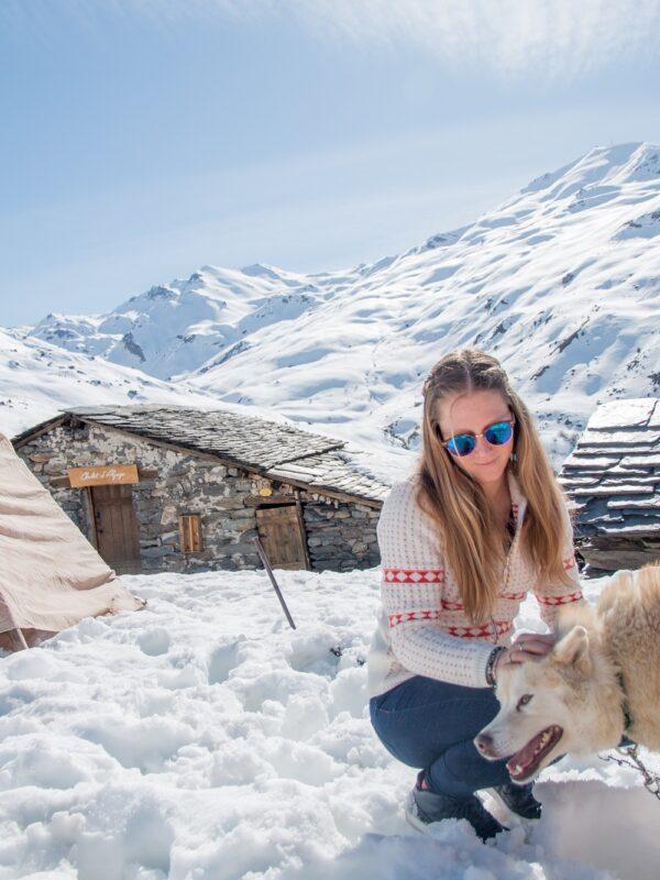 winteractiviteiten in Val Thorens