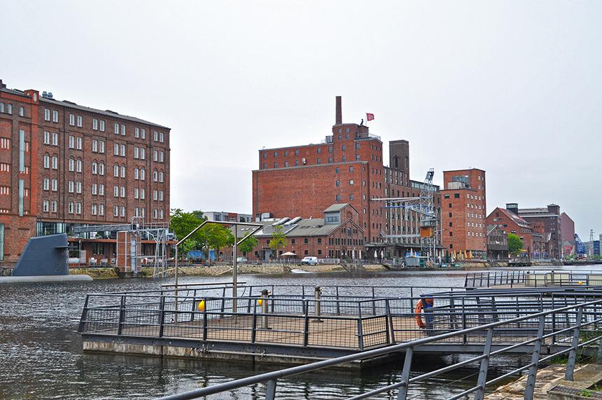Innerhafen, Duisburg