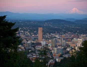 Portland is nog steeds een beetje vreemd