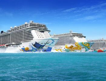 Uit varen met Norwegian Cruise Line