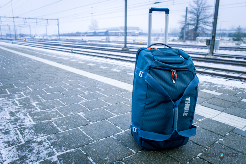 Review Thule Crossover Rolling Duffel