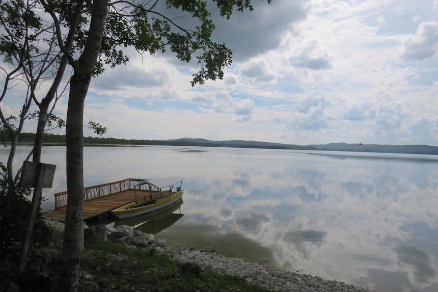 Lake Yaxha