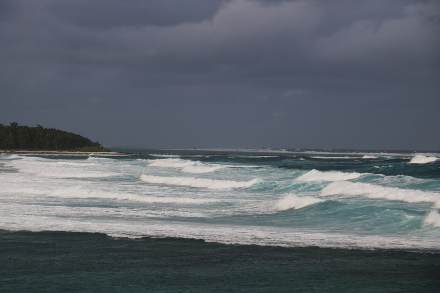 Nederlandse zeelieden waren bij aankomst op Mauritius in 1598 op de vlucht voor een cycloon