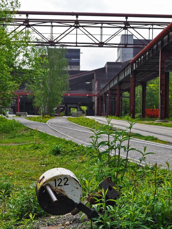 Industriecultuur in het Ruhrgebied
