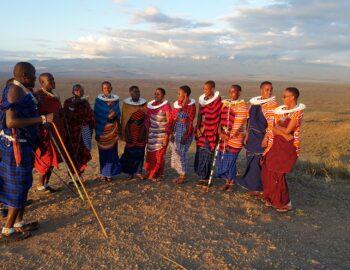 Overnachten bij de Maasai in Tanzania