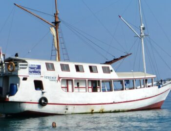 Schipbreuk in het paradijs: het waargebeurde verhaal van een bootramp in Indonesië