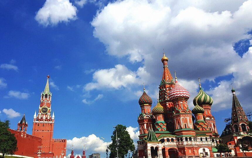 SRC Reizen Moskou
